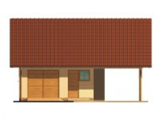 Проект гаража-174