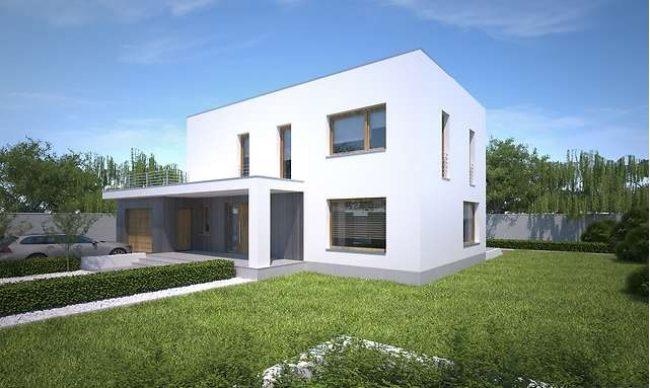 Проект дома-430