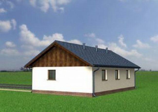 Проект гаража-114