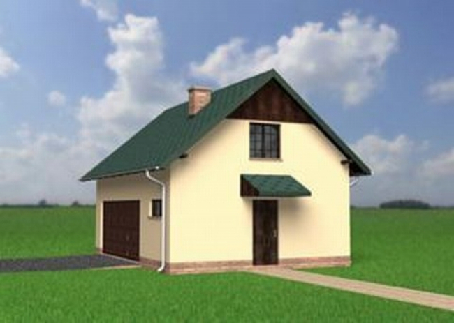 Проект гаража-103