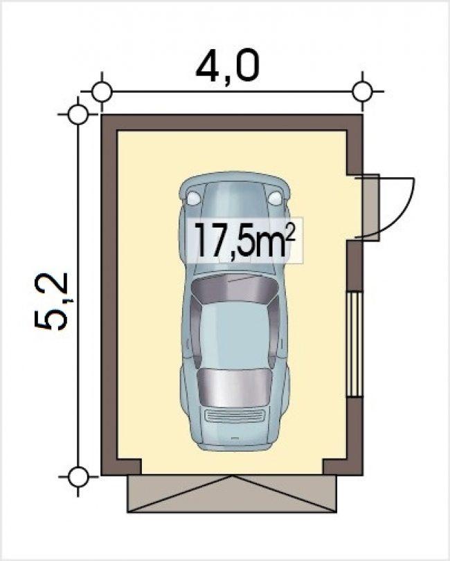 Проект гаража-19