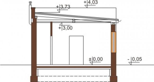 Проект гаража-123