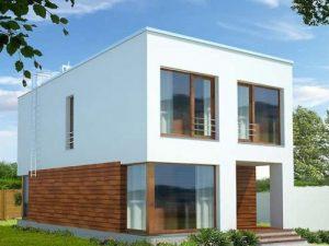 Проект дома-341