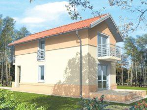 Проект дома-135