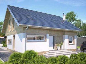 Проект дома-401