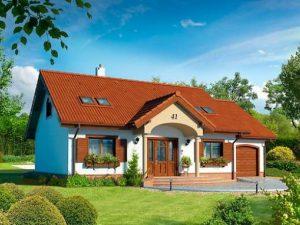 Проект дома-418
