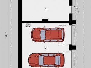 Проект гаража-178