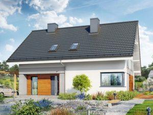 Проект дома-214