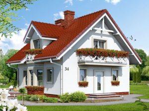 Проект дома-224