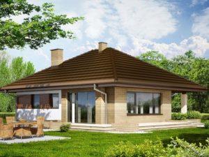 Проект дома-236