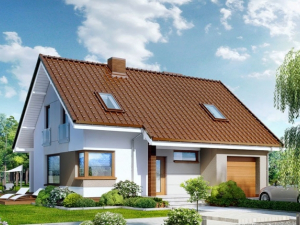 Проект дома-238