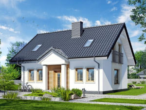 Проект дома-198