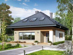 Проект дома-263