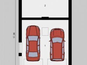 Проект гаража-190