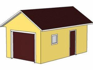 Проект гаража-4