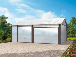 Проект гаража-172