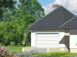 Проект гаража-143