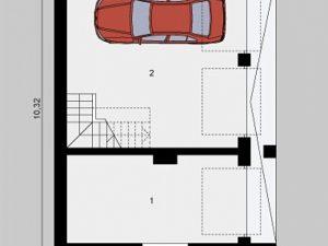Проект гаража-215