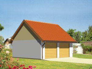 Проект гаража-144