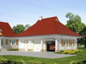 Проект гаража-176