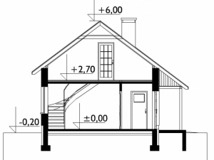 Проект гаража-116