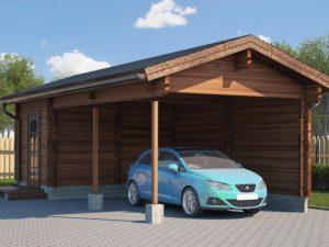 Проект гаража-44