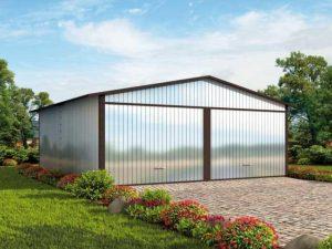 Проект гаража-100
