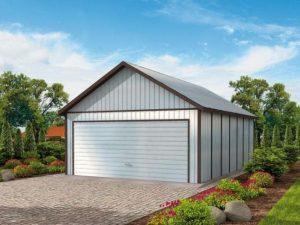 Проект гаража-131