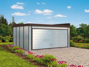 Проект гаража-49