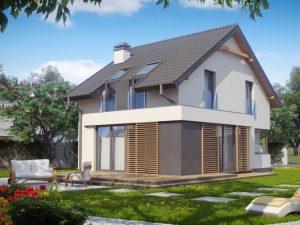Проект дома-163