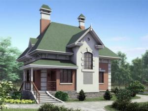 Проект дома-60