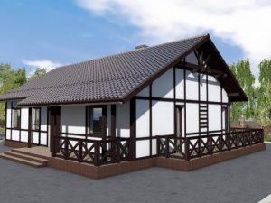 Проект дома-68