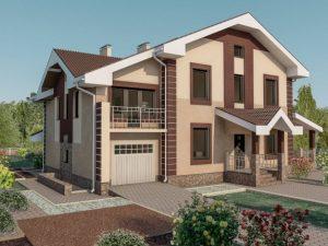 Проект дома-91