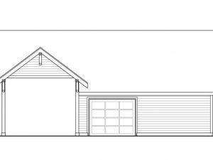 Проект гаража-229