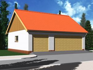 Проект гаража-209