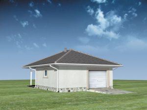 Проект гаража-213