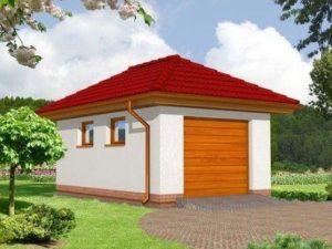 Проект гаража-26