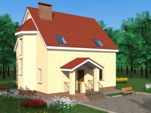 Проект дома-38