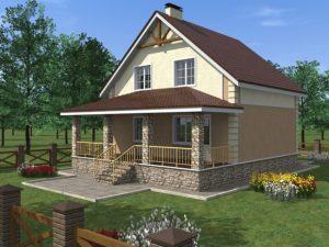 Проект дома-66