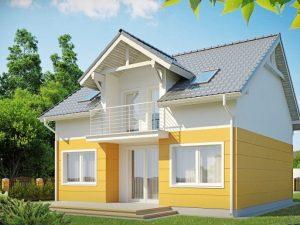 Проект дома-195