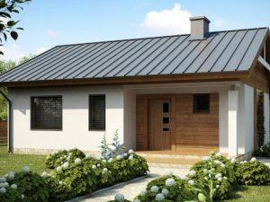 Проект дома-235